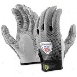 Reebok Men's Fade Receiver Glove