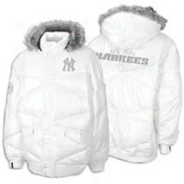 Reebok Men's Mlb Shine Unltd Parka