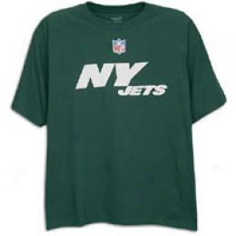 Reebok Men's Nfl Wordmark Tee
