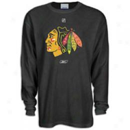 Rrebok Men's Nhl Primary Logo Thermal Tee