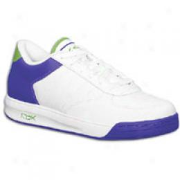 Reebok Men's S. Carter Classic Low Elite