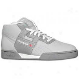 Reebok Men's Workout Mid Ckl
