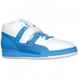 Reebok Men's Workout Mid Strap Pc 50