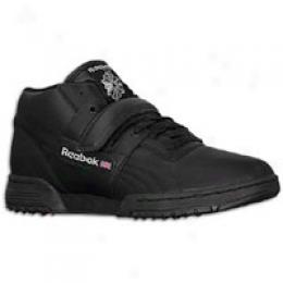 Reebok Men's Workout Mid Strap