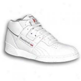 Reebok Men's Workout Mid