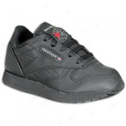Reebok Toddlers First-rate work  Leather