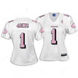 Reebok Women's Nfl Pink Ribbon Jersey