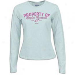 Reebok Women's Nfl Property Of Long Sleeve Tee