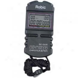 Robic Men's Sc-505 5 Mrmory Chrono