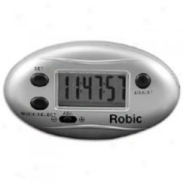Robic Seven Dau Memory Pedometer
