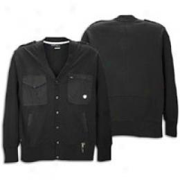 Rocawear L/s Equal Circle Cardigan - Men's