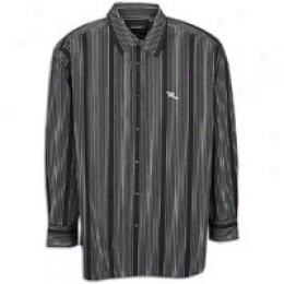 Rocawear Men's Acapella Stripe Long-sleeve Woven
