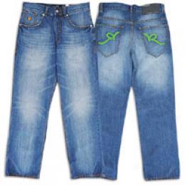 Rocawear Men's Basic R Jean