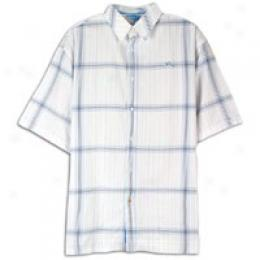 Rocawear Men's Bicycling Plaid Shirt