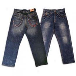 Rocawear Men'ss Boffins Jean
