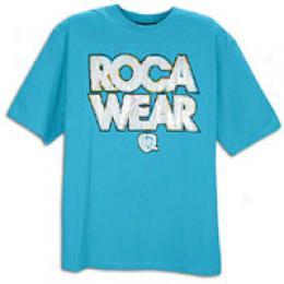 Rocawear Men's Hustlers Culture Tee