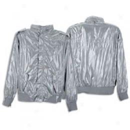 Rocawear Men's L/s Bio-hazard Full Zip Jacket