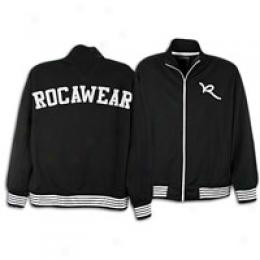 Rocawear Men's L/s Campus 101 Track Jacket