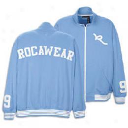Rocawear Men's L/s Campus Course Jacket