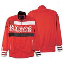 Rocawear Men's Overachiever Zip Jacket