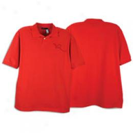 Rocawear Men's S/s Big R Polo
