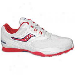 Saucony Men's Velocity Distance Spike