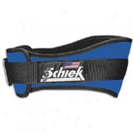 Schiek Nylon Workout Belt