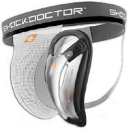 Shock Doctor Men's Core Supporter With Bioflex Cup