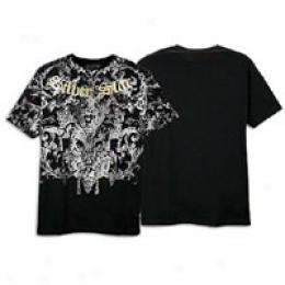 Silver Star Men's Flourish Tee