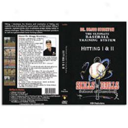 Skills & Drills Hitting I & Ii Dvd