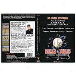 Skills & Drills Team & Home Practice Dvd