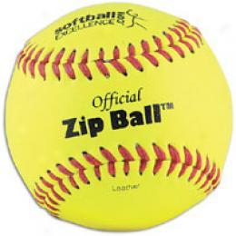 Softball Excellence Women's Zip-ball