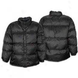 Southpole Men's Basic Bubble Jacket