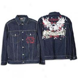 Southpole Men's Freedom Denim Jacket
