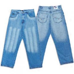 Southpole Men's Preimum Wash Sandblast Jean