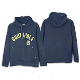 Southpole Men's Pullover Fleece Hoody