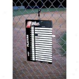 Sportime Starting Line-up Cli;board