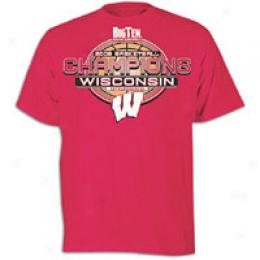 Step Onward Sportswea Men's Big Ten Champions Tee