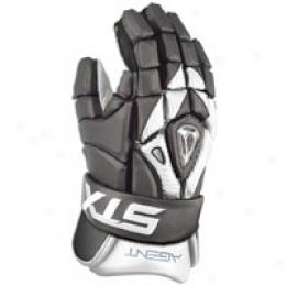 Stx Men's Agent Lacrosse Gloves