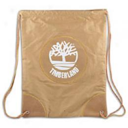 Timberland Canvas Tree Logo Patch Cinch