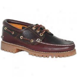 Timberland Men's 3 Eye Boat Shoe