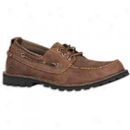 Timberland Men's Barentsburg Moc Toe Oxford