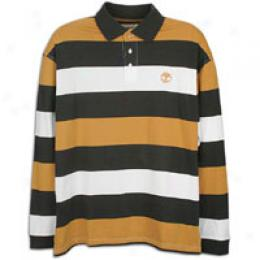 Timberland Men's Stripe Repeat Polo