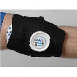 Total Ice Therapy Knee Ice Wrap