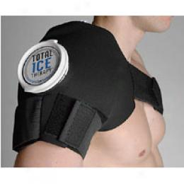 Total Ice Therapy Shoulder Coat  Wrap