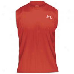 Under Armour Men's Heatgear Svless Loose T