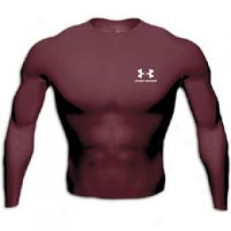 Under Armour Men's Heatgear Longsleeve Tee