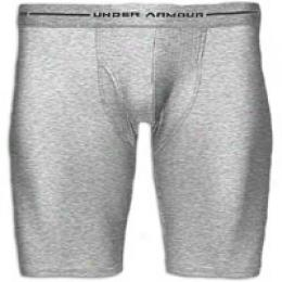 Under Armour Men's Long Box Jock Underwear