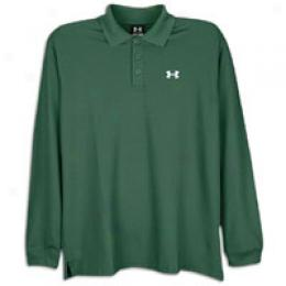Under Armour Men's L/s Team Performance Polo