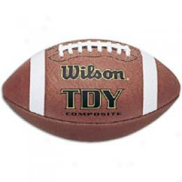 Wilson Big Kids Tdy Composite Football